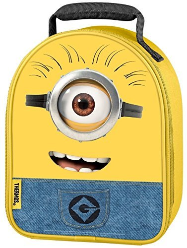 (Minions Despicable Me 3 Thermos Tombstone Lunch Box)