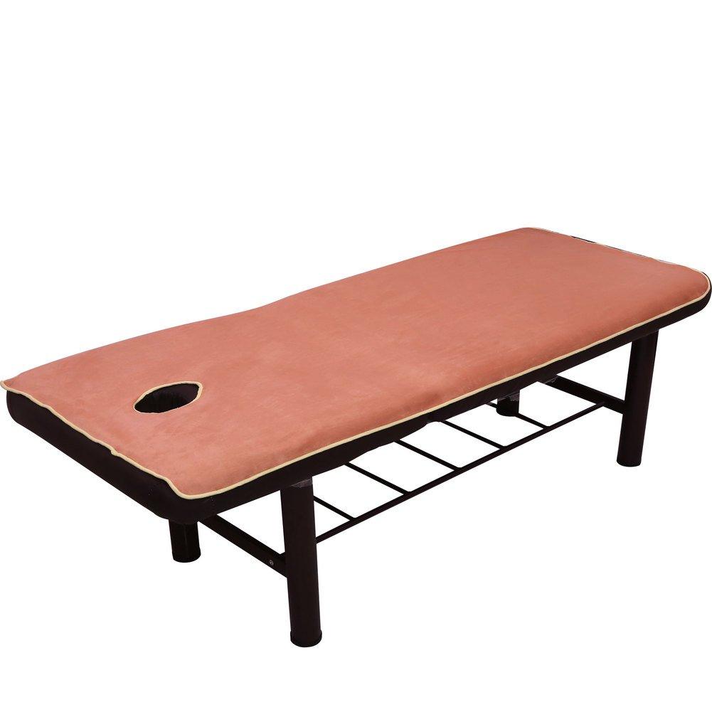 LWZY Linens Massage table sheet,waterproof sheets,spa linens,set of 2, salon sheets/beauty bed massage waterproof and oil-resistant massage sheet-C 80x190cm(31x75inch)