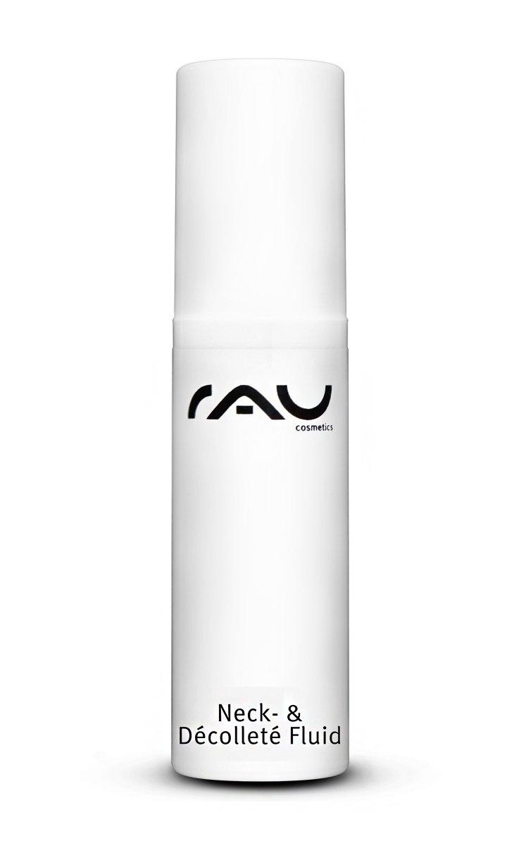 Fluido RAU para escote y cuello 5 ml - con aceite de almendra - antiedad - para verte joven y radiante - RAU Cosmetics - Calidad Alemana RCP104510275