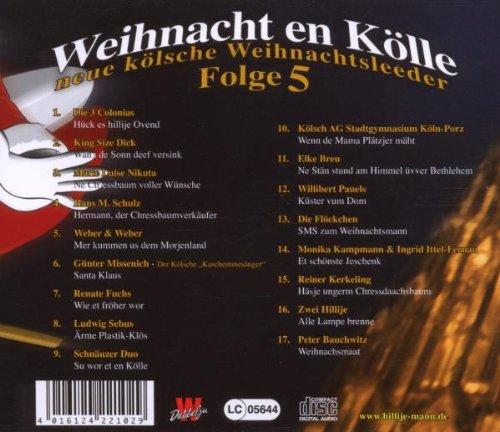 Weihnacht en Kölle (Folge 5) - Amazon.com Music