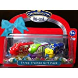 Learning Curve Die-Cast Wilson, Brewster, and Koko Chuggington Trainee Easter Gift Pack