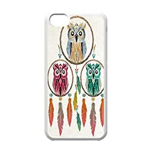 custom iphone 5c Case, OWL phone case for iphone 5c at Jipic (style 7)
