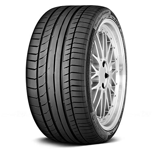 (Continental Contisportcontact 5P 285/30ZR19 Tire - Summer, Performance)