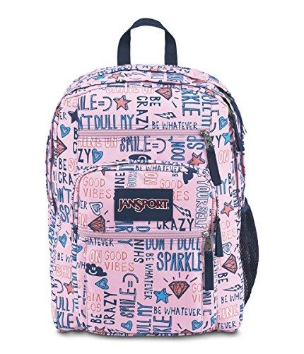 JanSport Big Student Backpack Shine On (Shine Pack)