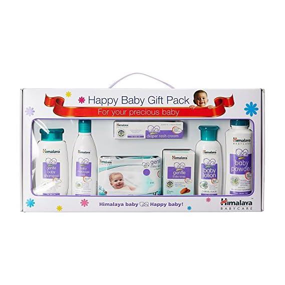 Himalaya Lotus Baby Care Pack (White)