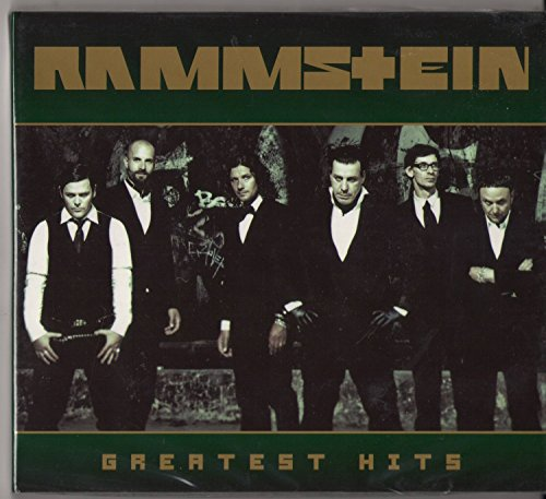 Rammstein - Rammstein Greatest Hits 2 Cd Digipack Industrial Metal Dark-Red Cover Digipak - Zortam Music