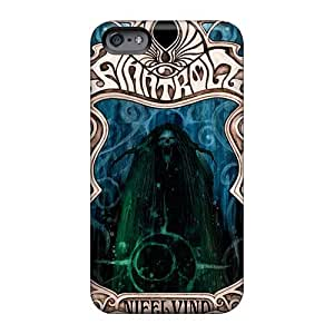 Anti-Scratch Hard Cell-phone Case For Iphone 6plus (AaW2821CPfy) Custom Nice Finntroll Band Skin