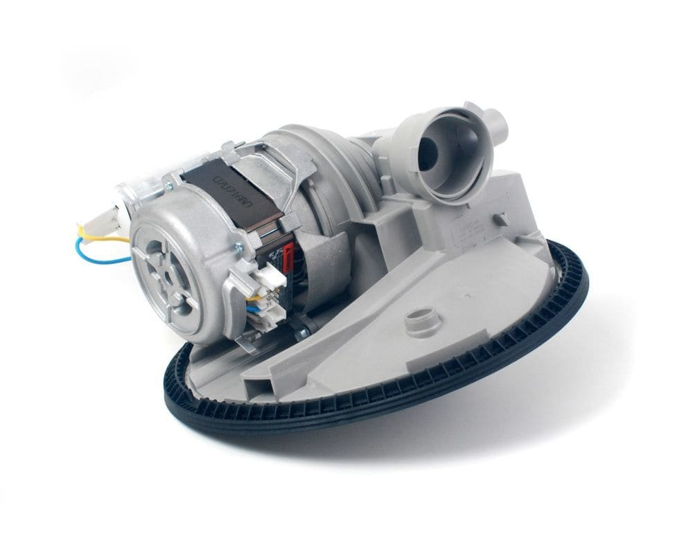 Kitchenaid W10782773 Dishwasher Pump Motor Genuine Original Equipment Manufacturer (OEM) part for Kitchenaid, Kenmore, Kenmore Elite, & Whirlpool