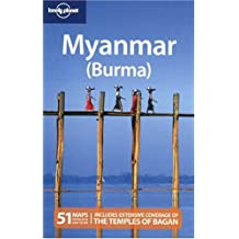 Lonely Planet Myanmar (Burma), 10th Edition 10th Ed.