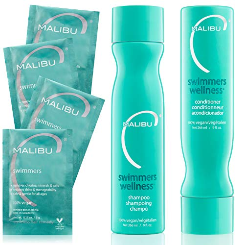Malibu C: Swimmers Wellness Treatment Kit, Includes Swimmers Wellness ()