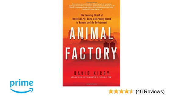 Animal Factory: The Looming Threat of Industrial Pig, Dairy, and