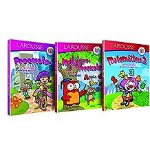 Paquete de preescolar 2: Campos formativos, Matemáticas e Inglés para Preecolar
