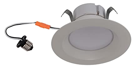 Goodlite G-19765 4 inch Round Retrofit LED Recessed Lighting Fixture, Dimmable Downlight 10W