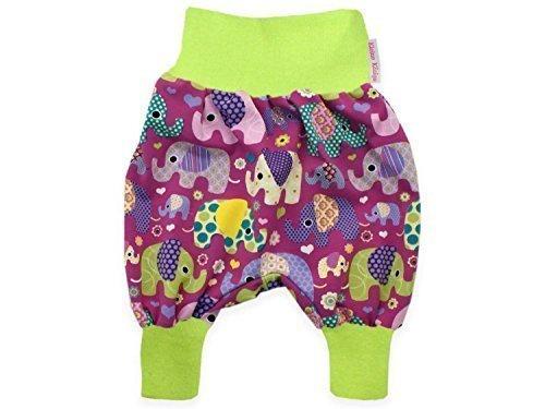 Unbekannt bebé Pantalones Bombachos Fiesta de Elefantes Lila Pantalones  Jersey Pantalones Bombacho Pantalones de bebé por Pequeño Reyes  Amazon.es   Ropa y ... 899d23609448
