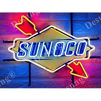 "24/""X20/"" Sinclair Dinosaur Dino Motor Oils /& Gas Gasoline Station NEON SIGN LIGHT"