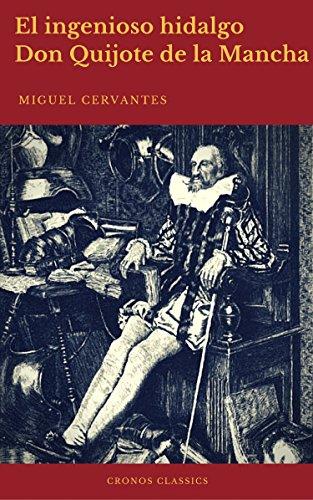Amazon.com: El ingenioso hidalgo Don Quijote de la Mancha ...