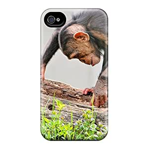 Ideal Maria N Young Case Cover For Iphone 4/4s(stupid Tree), Protective Stylish Case