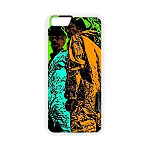 breaking bad cartoon hd iPhone 6 4.7 Inch Cell Phone Case Whiteten-115890