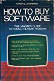 How to Buy Software, Alfred Glossbrenner, 0312395515