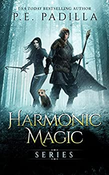 Harmonic Magic Series Boxed Set by [Padilla, P.E.]