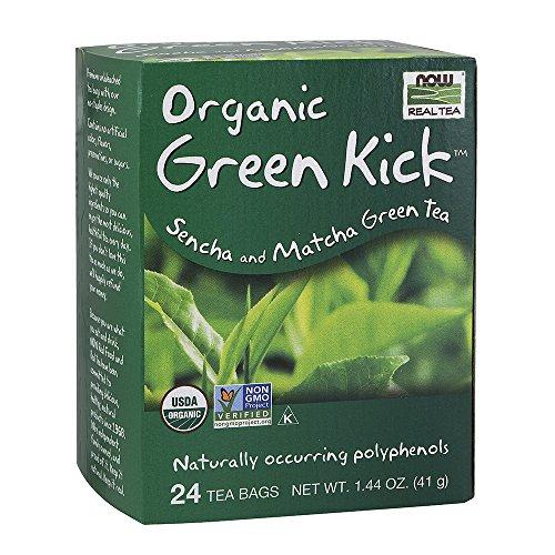 1. NOW Foods – Organic Green Kick