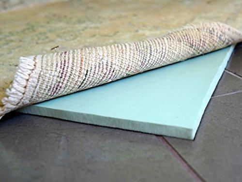 Rug Pad USA, 1/2'' Thick, 8'x10', Cloud Comfort Memory Foam Rug Pad, Green by Rug Pad USA (Image #3)