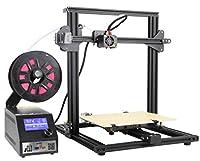 HICTOP Creality CR-10 Mini 3D Printer Prusa I3 DIY Kit Aluminum Desktop 300x220x300mm by HICTOP