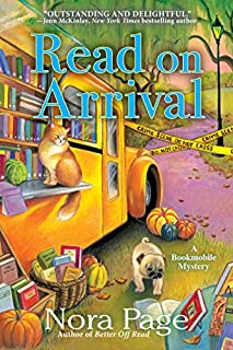 Book Cover: Read on Arrival: A Bookmobile Mystery