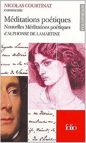 Lire en ligne Méditations et Nouvelles Méditations poétiques de Lamartine pdf, epub