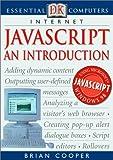 Javascript, Brian Cooper, 0789480050