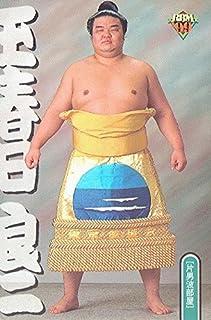 大相撲カード 1999年上半期版 BBM 玉春日良二<27> 片男波部屋