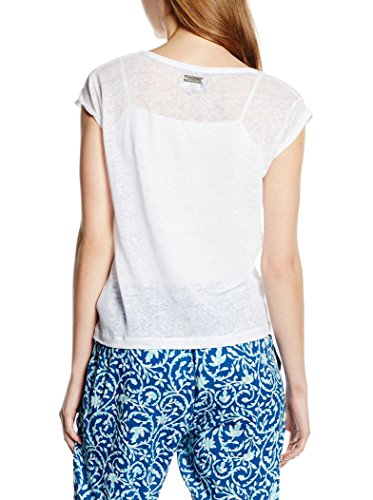 Glen T-Shirt white Größe: S Farbe: white