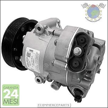 BN3 Compresor Aire Acondicionado SIDAT Opel Astra J Tres Libros: Amazon.es: Coche y moto