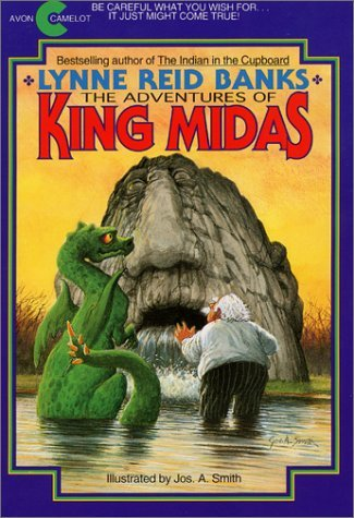 The Adventures of King Midas (Avon Camelot Books)