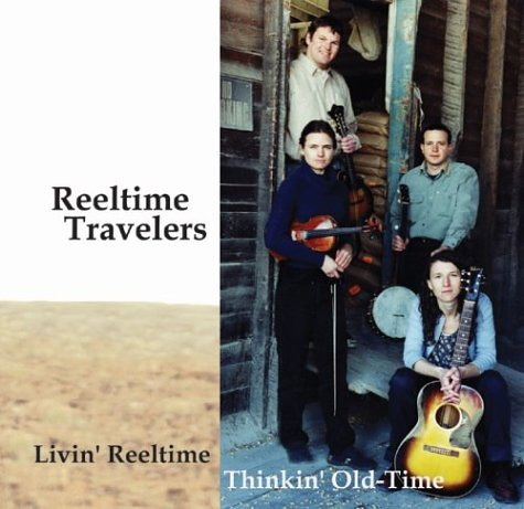 Livin Reeltime Thinkin Old-Time by Sci Fidelity Records