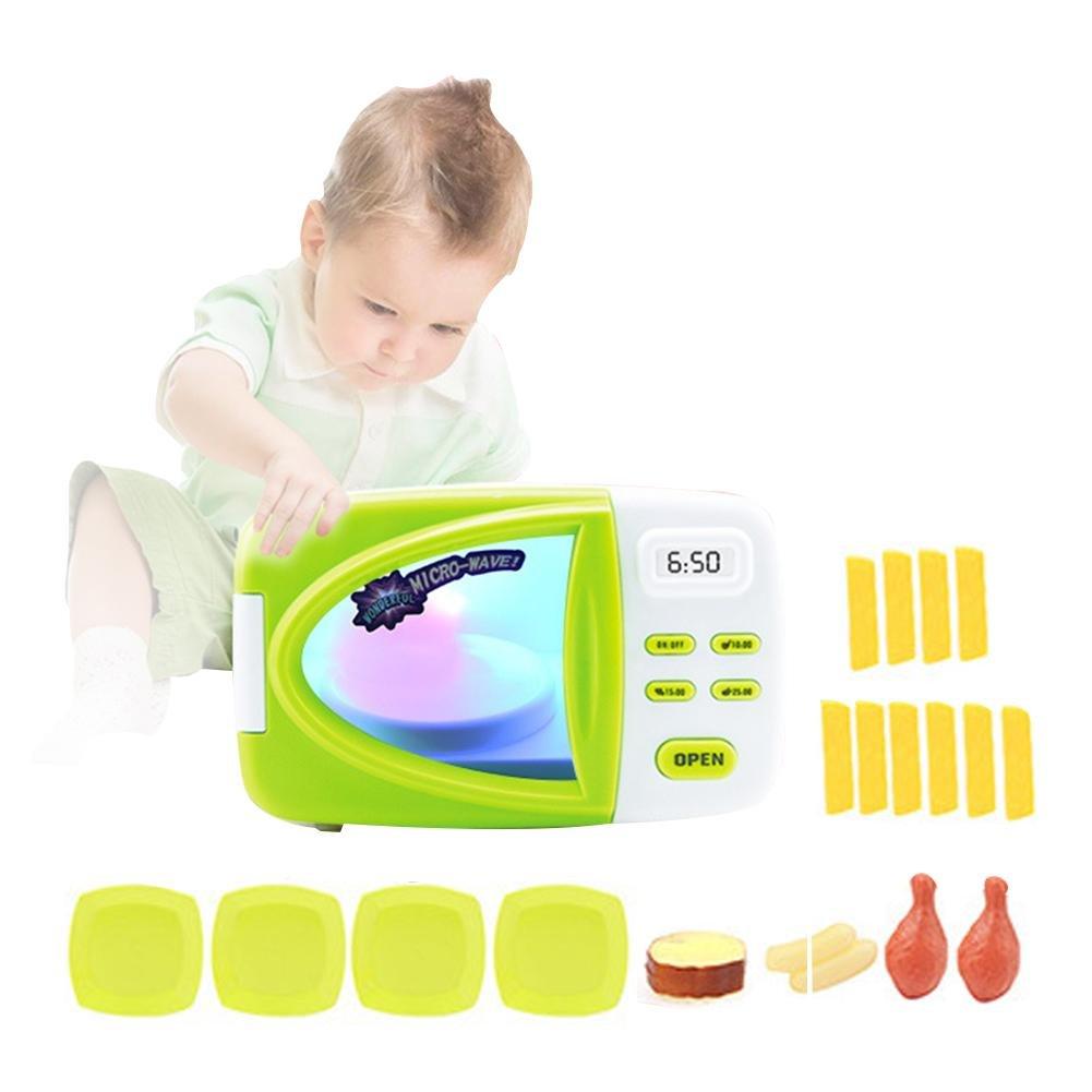 Mini Pretend Play Cocina Juguetes para niños juguete Juego ...