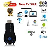 1080P Vsmart V5ii Ezcast TV Stick Wifi Display Media Player DLNA+Miracast+wifi Dongle Supporting Windows Mac OS iOS Android