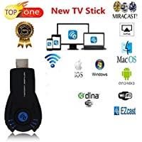 Smart Tv Display Mirroring Miracast Hdmi Smart Tv Dongle All Share Ezcast 1080p Wifi Media Player Supports Dlna