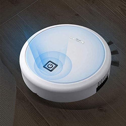 Art Jian Chargement USB Automatique, Robot de Balayage sans Fil aspirateur Robot sans Fil aspirateur Robot Tapis Robot vadrouille pour Tapis et sols durs