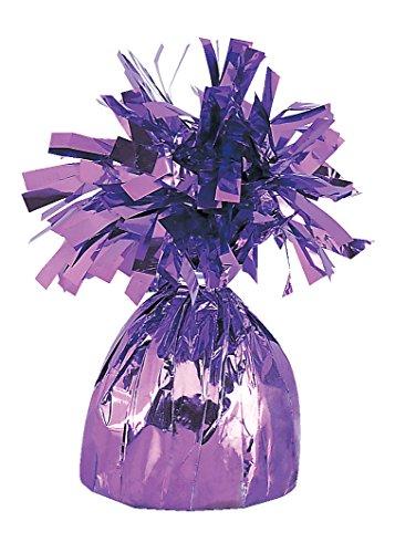 Foil Lavender Balloon Weight
