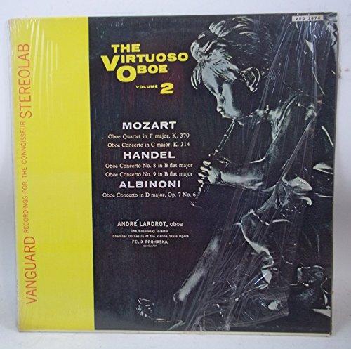 (The Virtuoso Oboe, Vol. 2)