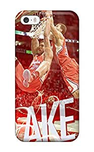 New Style AndrewTeresaCorbitt Hard Case For Samsung Note 2 Cover Los Angeles Clippers Basketball Nba (10)