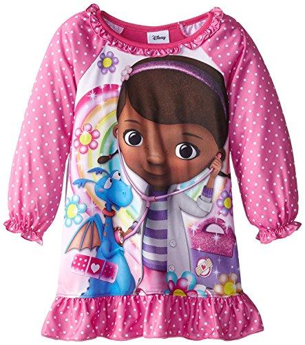 Doc McStuffins Girls Nightgown Pajamas