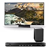 """Sony Z9D 75"""" 4K HDR Ultra-High Definition Android TV + HT-ST9 sound bar"""