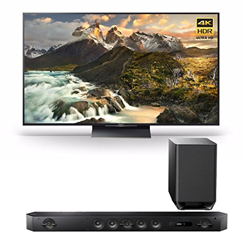 Sony-Z9D-75-4K-HDR-Ultra-High-Definition-Android-TV-w-Sound-Bar-Speaker-System