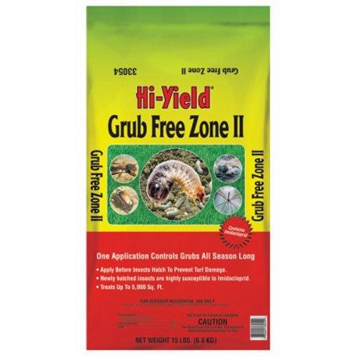 Hi-Yield Grub-Free Zone II Grub Control 15-lbs 5,000-SqFt Co
