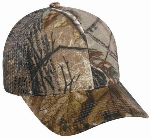 (Outdoor Cap Infinity Mesh Back Hat, Mossy Oak Break-Up)
