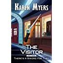 The Visitor, And More: A Science Fiction Short Story Bundle from There's a Sword for That