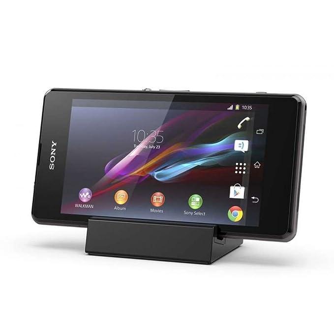 Sony DK48 - Base de carga para Sony Xperia Z3/Z3 Compact