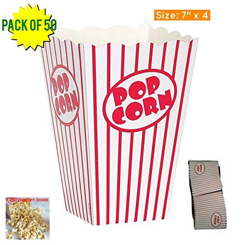 popcorn boxes large Popcorn Boxes, popcorn containers ,movie party popcorn boxes open Top Popcorn Box popcorn movie box(50, 7